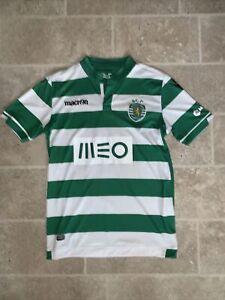 sporting lisbon soccer jersey