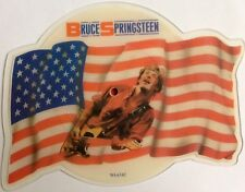 BRUCE SPRINGSTEEN -I'm On Fire/Born In The USA- Shaped Picture Disc Vinyl Record