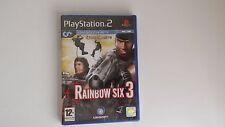 rainbow six 3 ps2 come nuovo in italiano