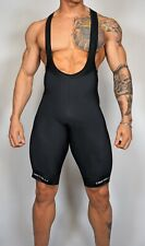 MEN'S CASTELLI cycling bib shorts Adult X-LARGE USED