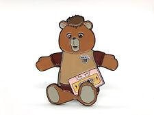 Teddy Ruxpin Enamel Pin