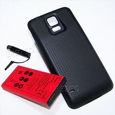 New 8900mAh Extended Battery Back Cover Pen for Samsung Galaxy S5 SM-S902L I9600