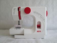 AEG Reise-Nähmaschine 525A Kompakt