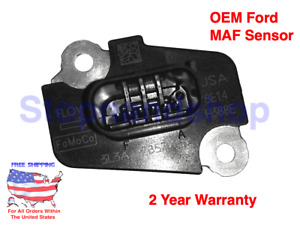 New OEM FoMoCo MASS AIR FLOW SENSOR MAF for Ford Lincoln Mercury Mazda