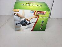 Coleman Quickpump Pump Air Electric Mattress Bed Tubes Dual Nozzels Inflatables