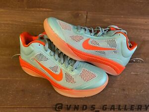 2011 Nike Zoom Hyperfuse Low All Star Total Orange Blue 429614 012 Sz 9.5 New