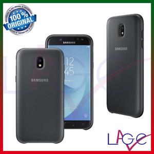 Custodia per Samsung Galaxy J5 2017 Back Cover Guscio Posteriore Nero Originale
