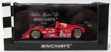 Véhicules miniatures MINICHAMPS moulé sous pression pour Ferrari