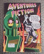 "French Comic ""Aventures Fiction"" #19, 1959, Artima, V.Fine"