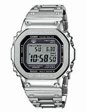 Reloj digital hombre G-Shock Acero Inoxidable GMW-B5000D-1ER Solar-Bluetooth
