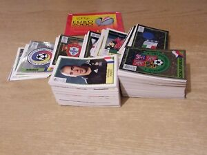 PANINI EURO 2000 COMPLETE YOUR SET....NEAR FULL SET PICK CHOOSE STICKER..BELGIUM