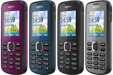 box sealed Nokia C1-02 BASIC MOBILE PHONE UNLOCKED SIM FREE MP3 FM