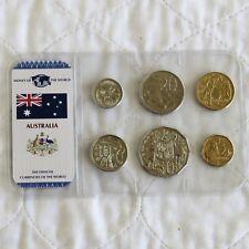 Australie 6 Pièce Universel Type Set-emballage scellé