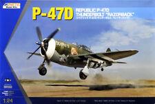 1/24 Kinetic Republic P47-D Thunderbolt `Razorback` #3208