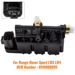 Front Air Suspension Valve Block RVH000095 For Range Rover Sport Discovery LR3/4