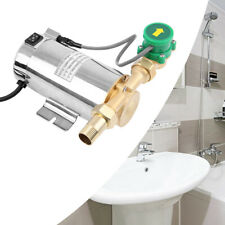 Samger 90W Automatic Water Pressure Booster Pump for Home Shower Washing Machine