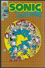 Sonic The Hedgehog # 3- May