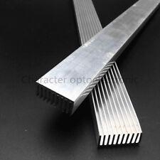 High Power LED aluminum Heatsink 300mm*25mm*12mm for 1W,3W,5W led emitter diodes