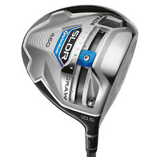 New LH TaylorMade SLDR 460 12* Driver Fujikura Regular Speeder Graphite Slider