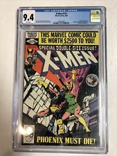 X-Men (1981) # 137 (CGC 9.4 White Pages) | Death Of Phoenix