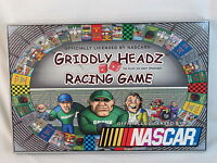 Griddly Headz 2006 NASCAR Racing Board Game 100% Complete Excellent Plus @@