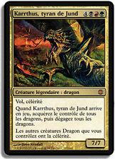 MTG - Karrthus Tyran de Jund NM-/NM French Alara Reborn - MTG Magic