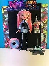 Bratz Doll Live In Concert Cloe With Accessories Rare Collectible Doll MGA