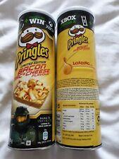2 x Pringles Bacon, Mac & Cheese 165g Limited Edition - X BOX PASS-FREE UK P&P