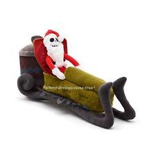 Disney Store Plush - Jack Skellington Nightmare Before Christmas - Sleigh (NEW)