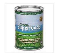 ✅ GREEN NUTRITIONALS Green Superfoods Powder - 900g