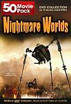 Nightmare Worlds 50 Movie Pack Collection