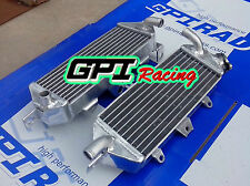 for Kawasaki KX250 KX 250 1985 1986 85 86  aluminum radiator