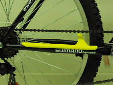 SHARKFIN MOUNTAIN BIKE CHAINSTAY PROTECTOR NOS YELLOW