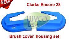 BRUSH HOUSING SET (LH & RH) CLARKE ENCORE 28 FLOOR SCRUBBERS, 35250B, 30245A
