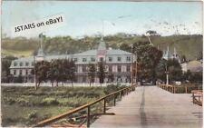 c. 1907 ST. ANNE DE BEAUPRE, QC, REGINA HOTEL POSTCARD