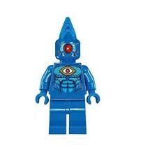 LEGO DC SUPER HEROES BATMAN BRAINIAC CYBORG MINIFIGURE OMAC 76111