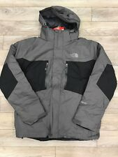 Mens North Face 2 In 1 Goretex Summit Series Jacket Grey X-Large