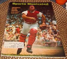 Sports Illustrated  July 13 1970  Johnny Bench