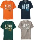 AERO Aeropostale Mens NYC-ATHLETIC T Shirt Tee XS,S,M,L,XL,2XL,3XL NEW NWT