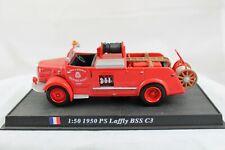 Del Prado Feuerwehrauto; 1:50 1950 PS Laffly BSS C3