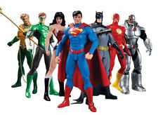 JUSTICE LEAGUE NEW 52 DC Collectibles 7 Pack Action Figure Box Set