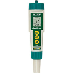 Extech FL700 Waterproof Fluoride Meter 0.1 to 9.99ppm or mg/L