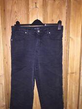 """Armani Jeans Black Wash Cotton Size W31"""" L34"""" *K2"""