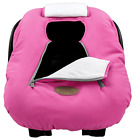 COZY+COVER+Infant+CAR+SEAT%2FCARRIER+COVER+Pink+Age+0-12+Mos+%7E+New+in+Box
