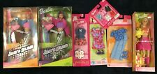 Barbie and Teresa Jam 'n Glam Purses Galore, 4 clothes sets