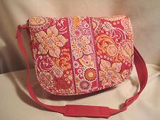 Vera Bradley.....Rasberry Fizz....Shoulder Handbag....New Without Tag