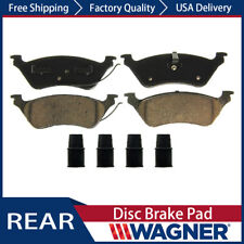 Wagner QuickStop Z812 Parking Brake Shoe Set Rear