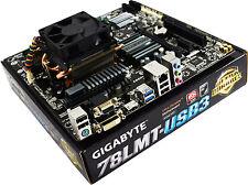 AMD FX-8350 8 Core 3.90GHz - Gigabyte GA-78LMT-USB3 Motherboard Bundle NO RAM