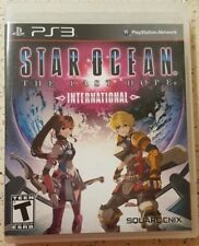 Star Ocean: The Last Hope International (Sony PlayStation 3, 2010)