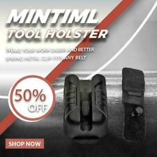 MINTIML TOOL HOLSTER - 2 Pouch Holster Tool Belt Set Hammer and Holder R9P3